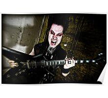 Wayne Static Poster