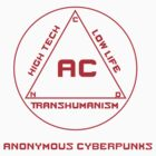 Anonymous Cyberpunks by Elvenmagic