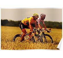 Fabian Cancellara Poster