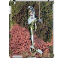Royal Marines Gazelle iPad Case/Skin
