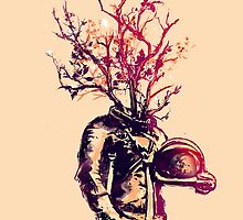 Goodbye earth by Budi Satria Kwan
