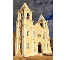 Mission in San Jose Del Cabo Photographic Print