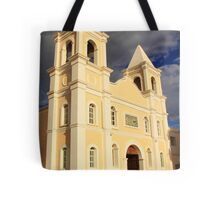 Mission in San Jose Del Cabo Tote Bag