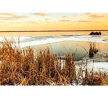 Emiquon National Wildlife Refuge Photographic Print