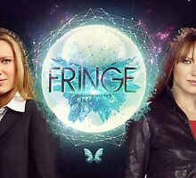 Fringe Double Olivia Dunham by AlexAtzori