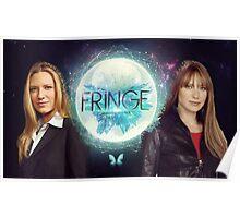 Fringe Double Olivia Dunham Poster