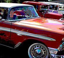 Old Car by Tina Hailey