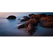 Low Tide... Photographic Print