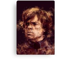 Tyrion Canvas Print