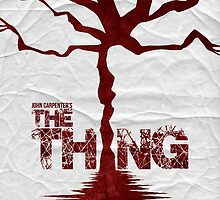 John Carpenter's The Thing by AlainB68