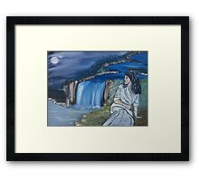 """Have You Seen Him?""  by Carter L. Shepard Framed Print"