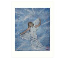 """""""Rejoice In The Dance""""  by Carter L. Shepard Art Print"""