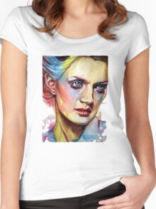 Guinevere (VIDEO IN DESCRIPTION!!!)  Women's Fitted Scoop T-Shirt
