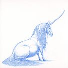 Pudgy Unicorn by Himmapaan
