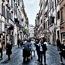 ROME - STREETSCAPE ... (2) by vaggypar