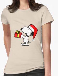 Snoopy Present T-Shirt