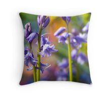 """I like this place and could willingly waste my time in it."" ― William Shakespeare Throw Pillow"