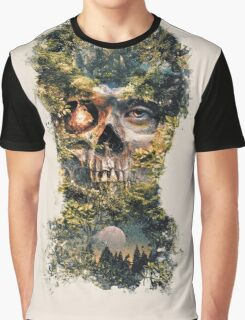 The Gatekeeper Dark Surrealism Art Graphic T-Shirt