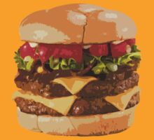 Fat Burger by Adam Campen