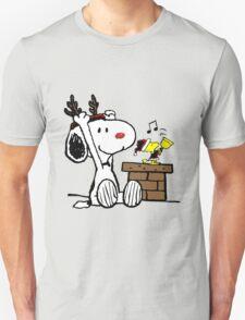 Snoopy Deer T-Shirt