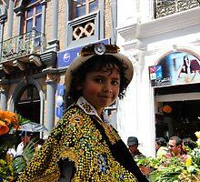 Cuenca Kids 146 by Al Bourassa