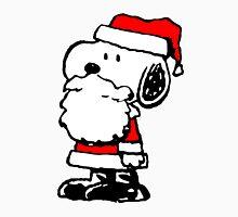 Santa Claus Snoopy T-Shirt