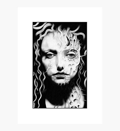 Face Num. 6 Photographic Print