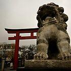Shrine Gate by Zach Chadim