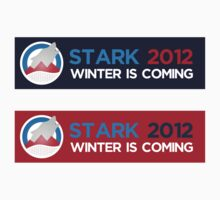 Stark 2012 for King in the North by Rachael Thomas