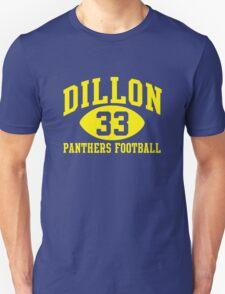 Dillon Panthers Football #33 T-Shirt