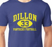 Dillon Panthers Football #33 Unisex T-Shirt
