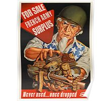 Foreign Aid Poster