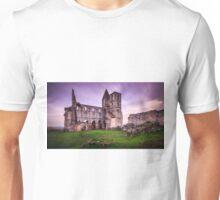 Old church's ruin in Zsambek Unisex T-Shirt