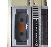 Commodore 64 style by SixPixeldesign