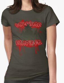 Volkihar Vampires Womens Fitted T-Shirt