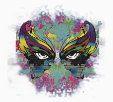 Stunning Abstract Mask  Kids Clothes