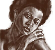 face sketch 2 by rawjawbone