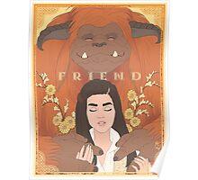 Labyrinth - Ludo, Friend Poster