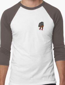 TROOPER CHICKEN Men's Baseball ¾ T-Shirt