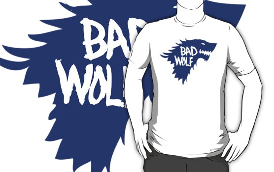 Game of Thrones Bad Wolf by Tardis53