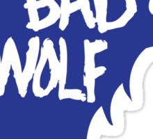 Game of Thrones Bad Wolf Sticker