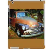 Chevy 3600 Advance Design Truck iPad Case/Skin
