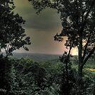 Lightning Storm by Kate Eller