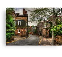 Bell's Brae Canvas Print