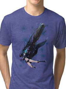 Black Rock Shooter Tri-blend T-Shirt