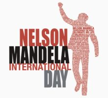Nelson Mandela Day by bremondt972