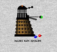 Daleks Hate Juggling... Unisex T-Shirt