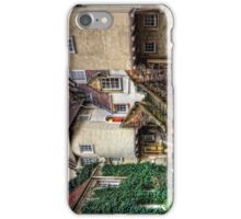 Steps in White Horse Close iPhone Case/Skin