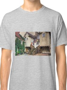 Steps in White Horse Close Classic T-Shirt