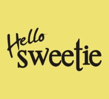 Hello Sweetie by maezors